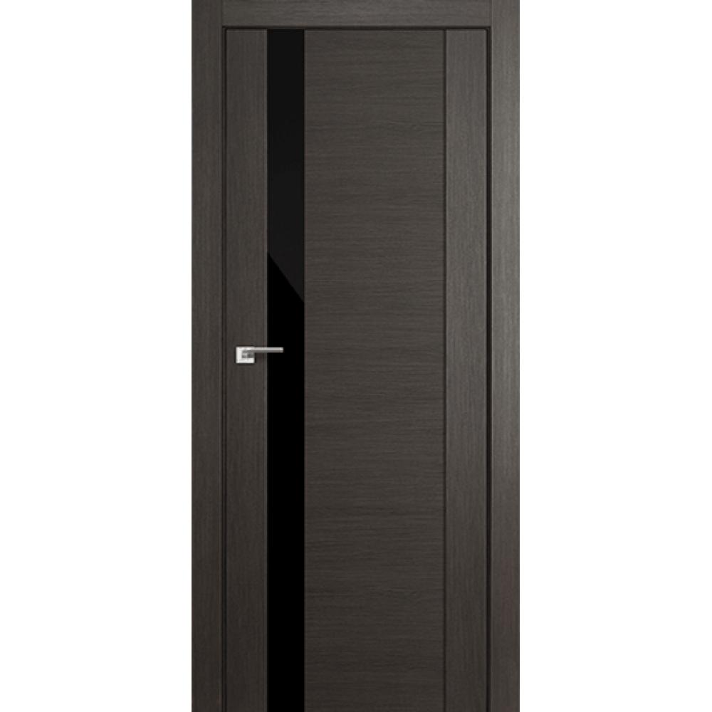 62x Грей мелинга, чёрный лак