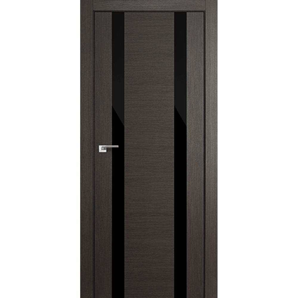 63x Грей мелинга, чёрный лак