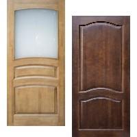 Двери из массива сосны от 100р (10)