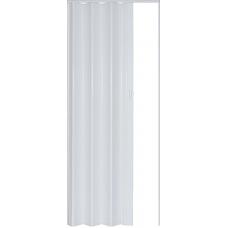 Дверь гармошка Pioneer Белый дуб
