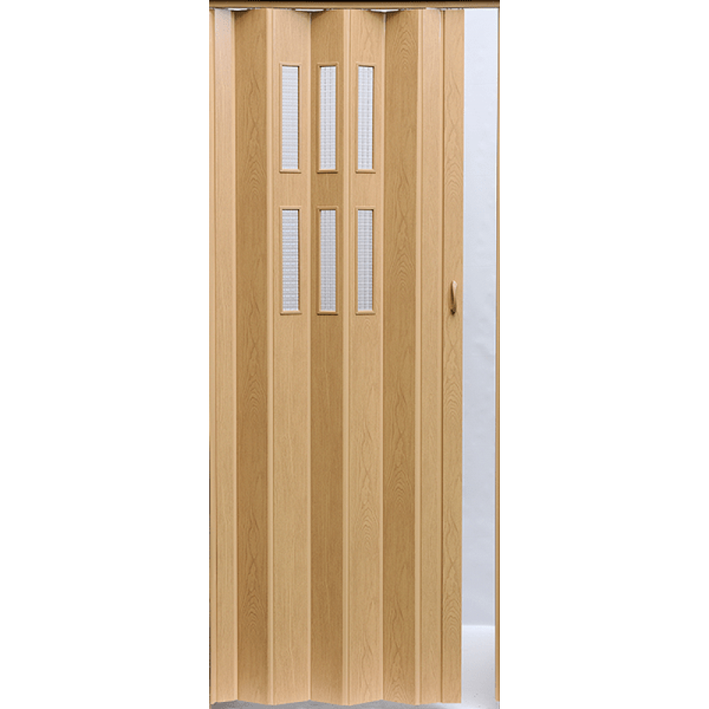Двери гармошка Pioneer Glass (Пионер Глас)