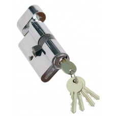 Цилиндр дверной ключ фиксатор