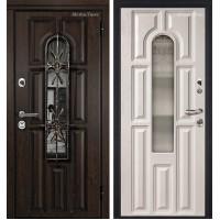 Входные двери Металюкс Элит (10)