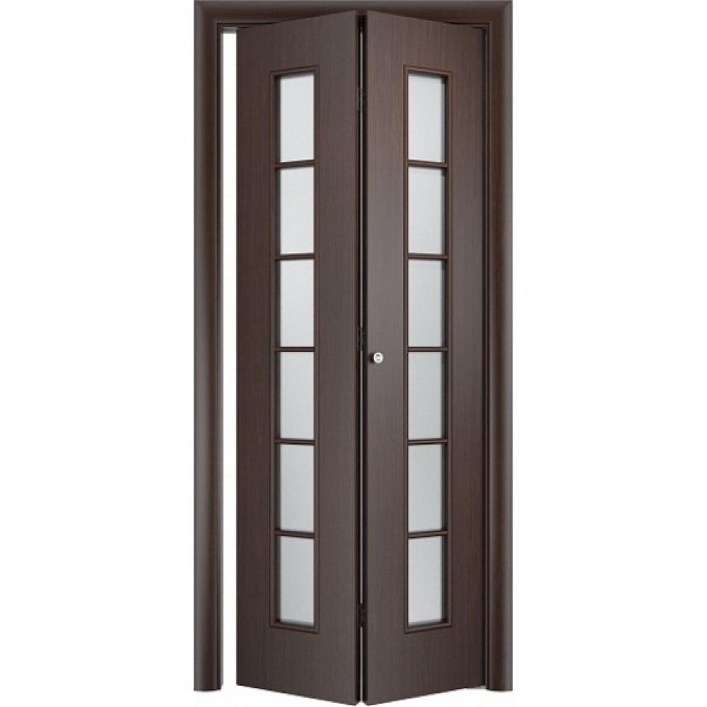Складная дверь книга С12