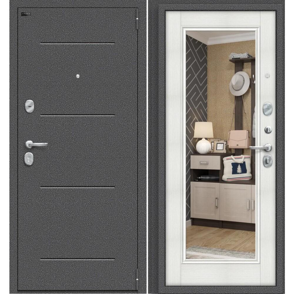 Porta S 104.П61 Антик Серебро/Bianco Veralinga