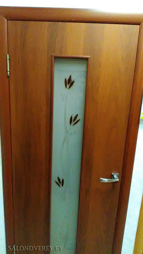 Межкомнатная дверь ПО С17